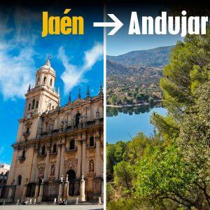 Autobuses marcos Muñoz - Compra de Billetes online Jaén - Andujar